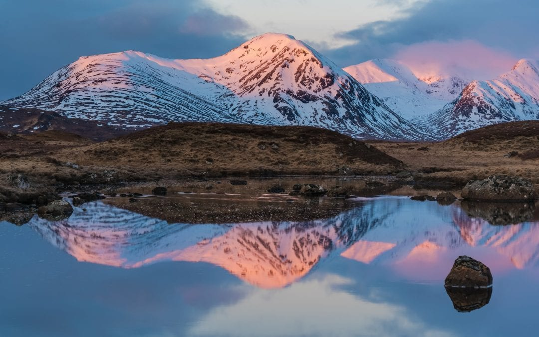 Winter in the Highlands & Islands