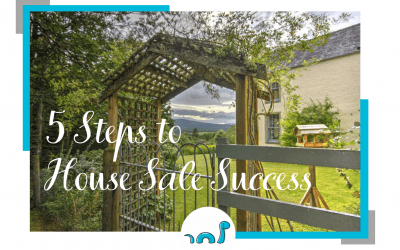 5 Steps to House Sale Success