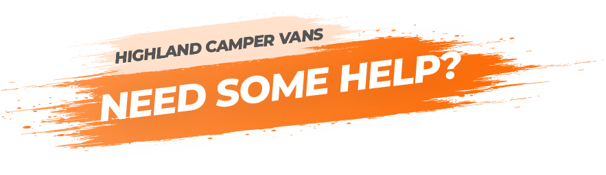 highland auto campers help