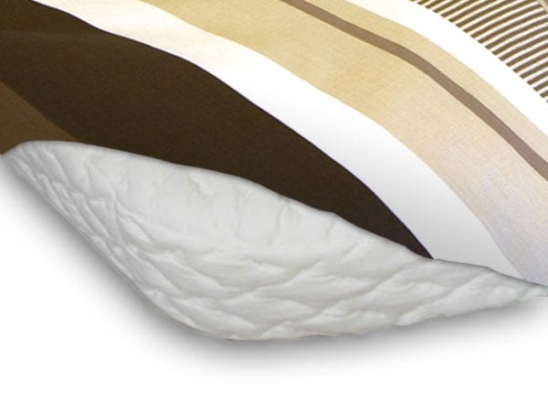 coffee cream stripe easy fit fitted sheet 650x478 1